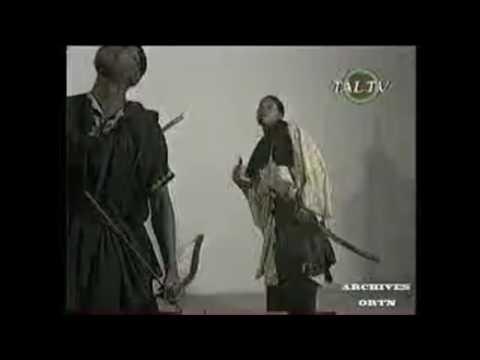 Lakkal Kaney - Amadou Kourandaga  [clip officiel]