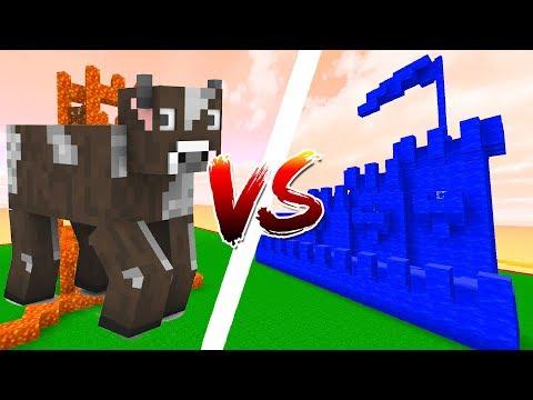 Thử Thách Solo Phá Nhà Nước Trong Minecraft
