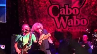 Sammy Hagar Birthday Bash 2015 Cabo Wabo