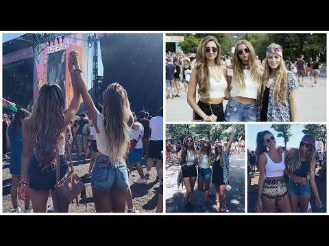 Summer Music Festival! // Osheaga 2015