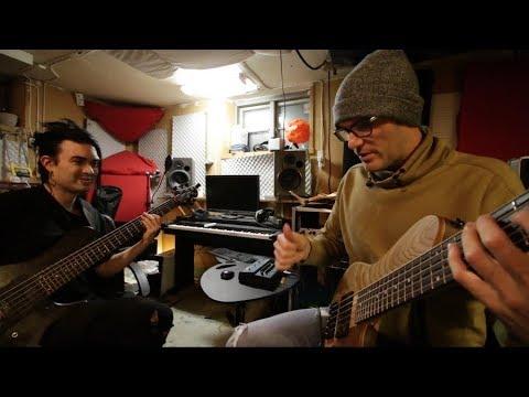 Bass with Henrik Linder in Stockholm