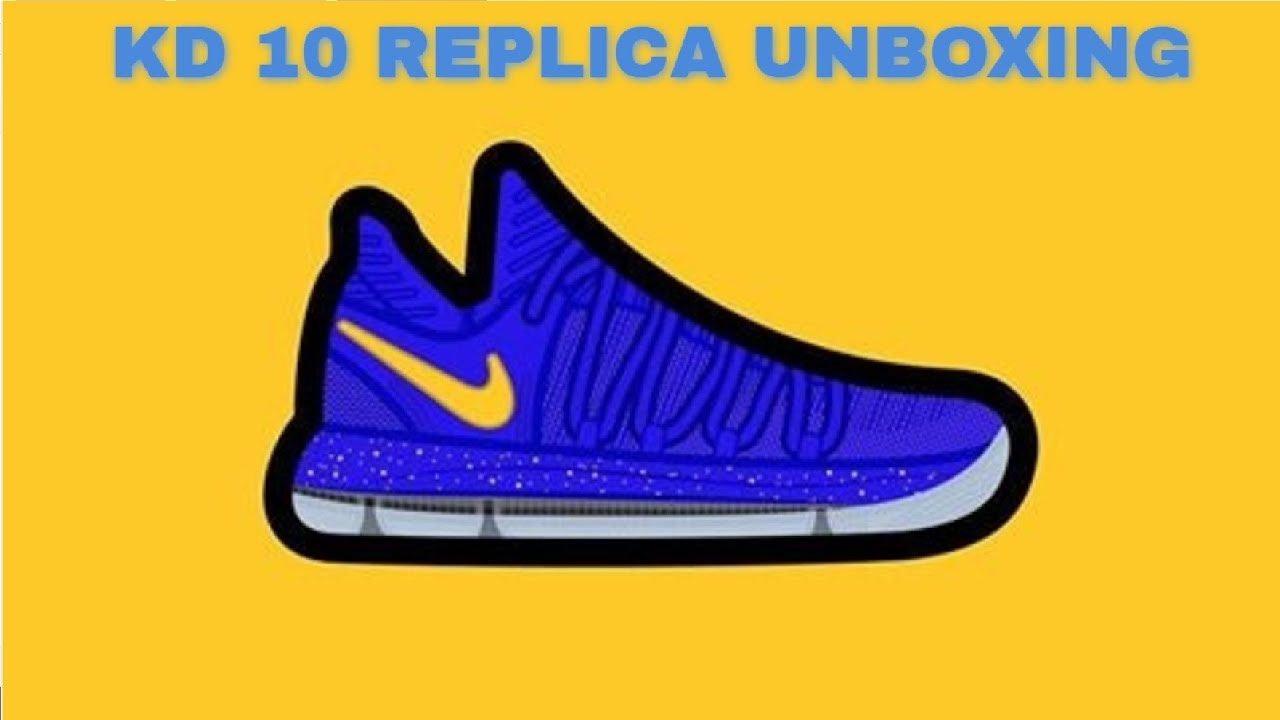 """check out e6f1e 3ce9a UnBoxing: Fake KD 10 """"Finals"""" Review"""