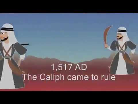 A  Short Cartoon film about Religion History