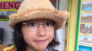 旅するココロ  親子旅編  3日目  小学生だって、陸路で国境を越えられる thumbnail