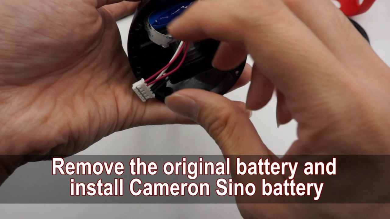 JBL Flip 3 battery replacement || How to replace Cameron Sino battery  CS-JMF300SL