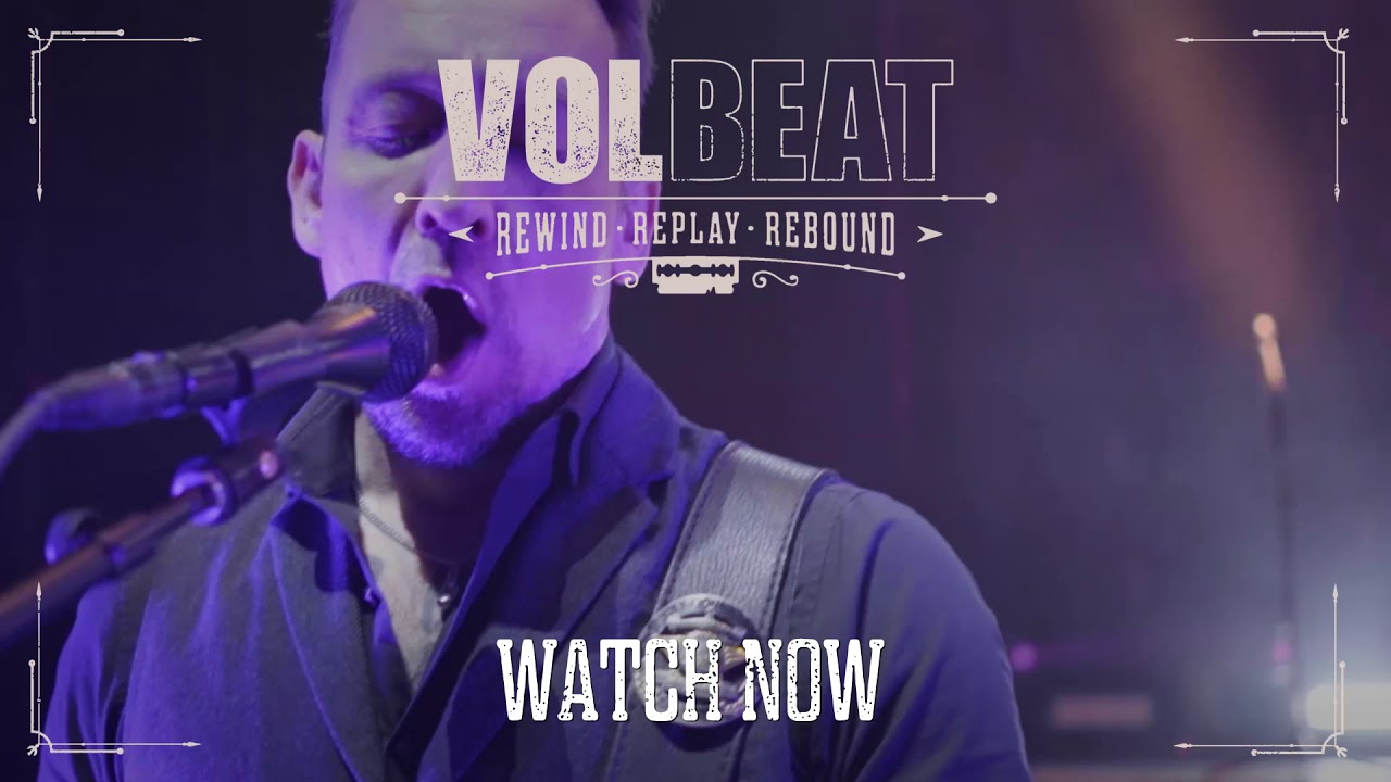 Volbeat - Leviathan (official video teaser)