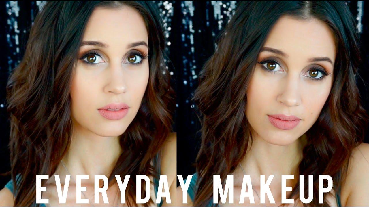 Fresh Everyday Makeup Look