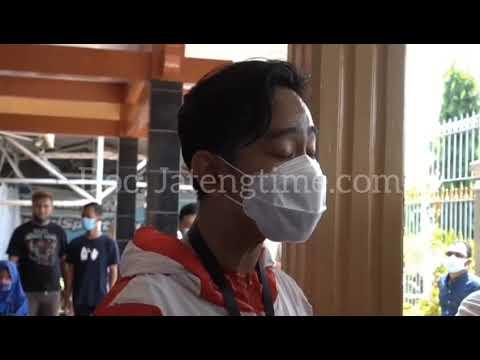 JATENGTIME - Jawaban Griban Jokowi Terkait Isu Korupsi Bansos