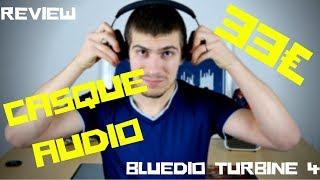 MEILLEUR QUE LE BOSE QC35 II ????!!???!!!! BLUEDIO T4S