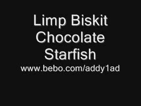 Limp Bizkit Chocolate starfish