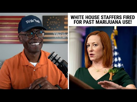 White House Staffers FIRED For Past Weed Use!