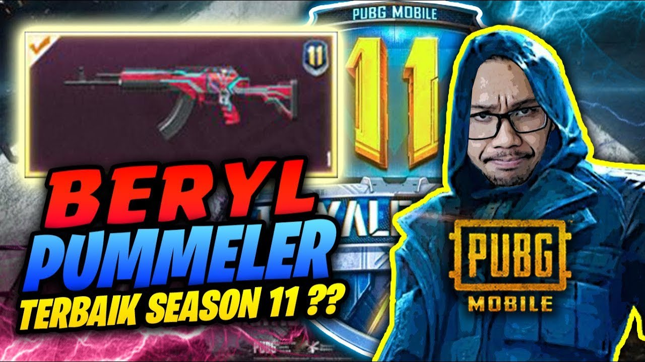 SEASON 11 BERYL DI BUFF? KOK MAKIN SAKIT? - PUBG MOBILE INDONESIA