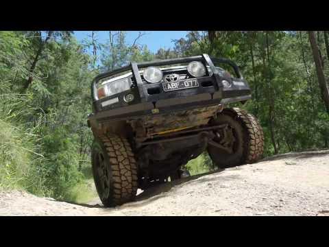 Toyota VDJ79 & GRJ79 LandCruiser Portal Axles - ultimate 6