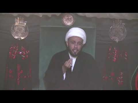 Eve 4th Muharram 1441 - Signs of the Spiritually Woke | Sheikh Azhar Nasser (English)
