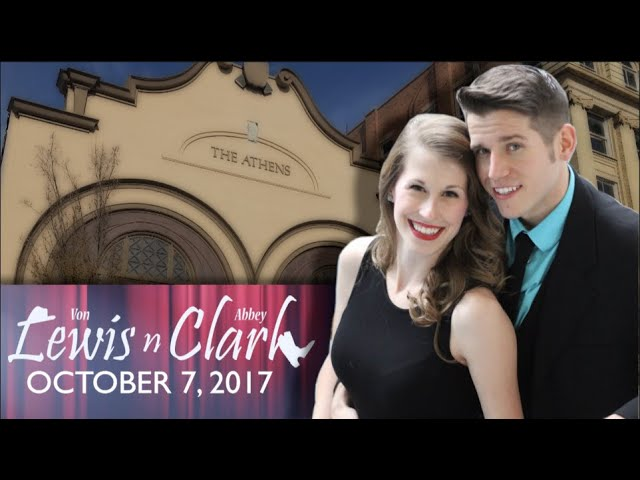 Lewis N' Clark with Blue Moon Jazz - 10/7/17