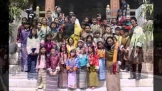 Dzongkha & Sharchop Song, Miwang Ngada Gyelpo.mpg
