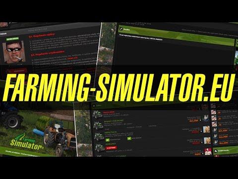 Prezentacja forum Farming-Simulator.eu