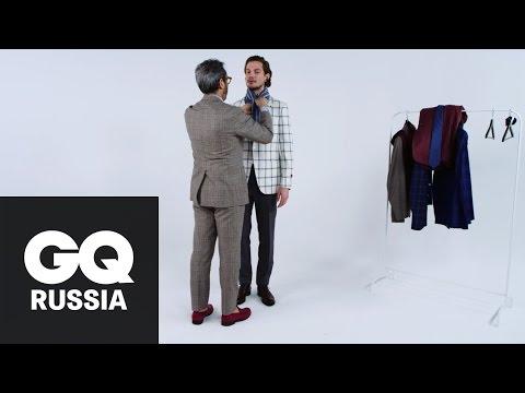 Энциклопедия GQ: как носить пиджак летом