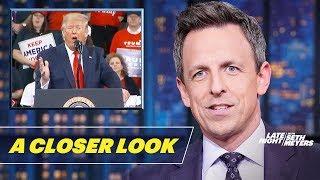 "Trump Blasts ""Impeachment Light"" at Deranged Rally: A Closer Look"