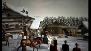 Копия видео История государства Российского 274 - Заключение перемирия
