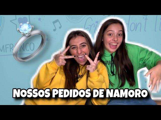 NOSSOS PEDIDOS DE NAMORO