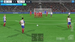 Dream League Soccer 2018 Android Gameplay #4