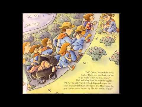 Stella Louella's Runaway Book, Read by Emmanuel