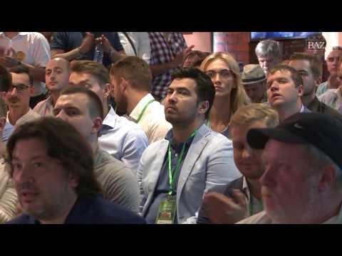 CryptoBazar Pre-ICO Day Summer 2017