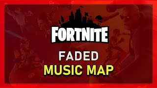 Fortnite ALAN WALKER - FADED Creative Music Map con Code!