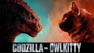 Godzilla vs. Cat (OwlKitty Parody)
