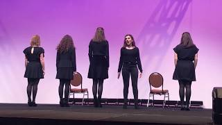 "Stratford High School ""All Girl Band""- Texas Thespian Festival 2018 (Mainstage Qualifier)"