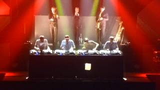 "C2C "" Superstition"" live @ zenith Monptellier 20 fevrier 2013"
