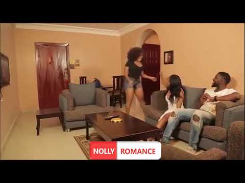 MY BOYFRIEND CAN'T STOP LOOKING AT MY FRIENDS ASS  -  Latest 2018 Nigerian Movies/ Nollywood Movies thumbnail