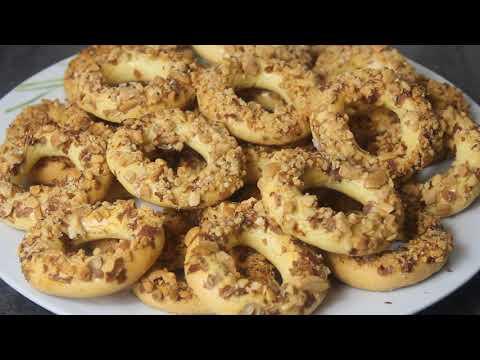 biscuits-aux-cacahuètes-/-recette-avec-peu-d'ingrédients-#simple-et-facile-à-réaliser-#