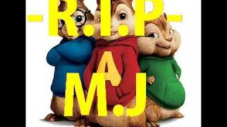 [ Lyrics TN ] R.I.P Michael Jackson - They Dont Really Care About Us ( Alvin and the Chipmunks )