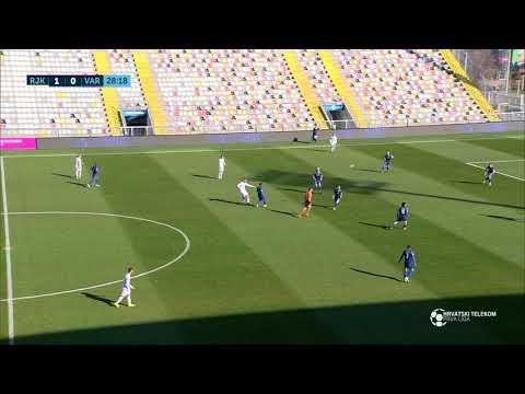 Rijeka Varaždin Goals And Highlights