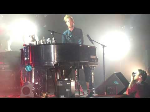 Andrew McMahon in the Wilderness @ Fillmore, SF 5/7/17