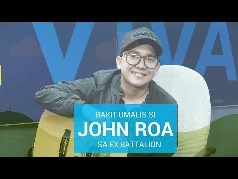 John Roa Bakit Umalis sa Ex Battalion -  Oks Lang Acoustic Version Live