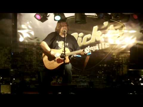 Tony Stampley @ Pick's - Nashville Scene