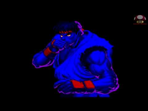 Super Street Fighter II - The New Challengers (SNES): Intro - Abertura HD