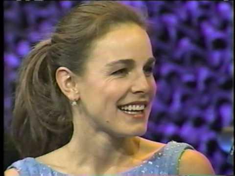 Ekaterina Gordeeva 1999 Improv Ice Interview