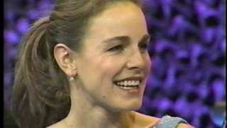 Ekaterina Gordeeva 1999 Improv Ice Interview