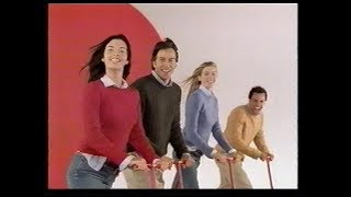 old navy sweaters christmas commercial 2001 - Old Navy Christmas Commercial