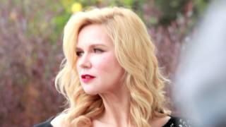 Behind the scenes with Veronica Ferres