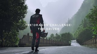 The Driver - Range Rover Sport - Dragon Challenge
