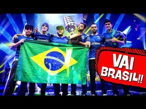 6 Gamers BRASILEIROS no E-SPORT! 🏆 🇧🇷