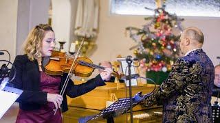 Telemann: Viola Concerto in G major - Ana Torbica and New Trinity Baroque, dir. Predrag Gosta