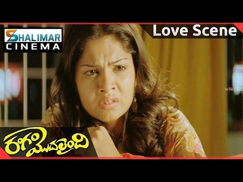 Rangam Modalaindi Movie ||   Anuya Bhagvath Emotional Scene  || Jiiva , Anuya || Shalimarcinema