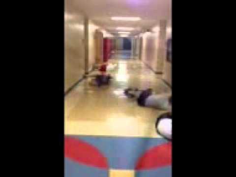 Olympic hallway swimming