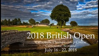 British Open Championship 2018 Final Round Part 1
